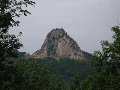 Гора развалка железноводск
